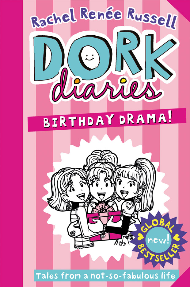Book Giveaway: Win a Copy of Dork Diaries: Birthday Drama! A Mum Reviews