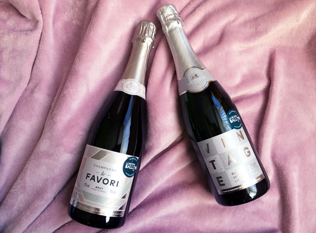 Comparing Le Petit Ballon November Boxes - Grape Expectations & Age of Raisin A Mum Reviews