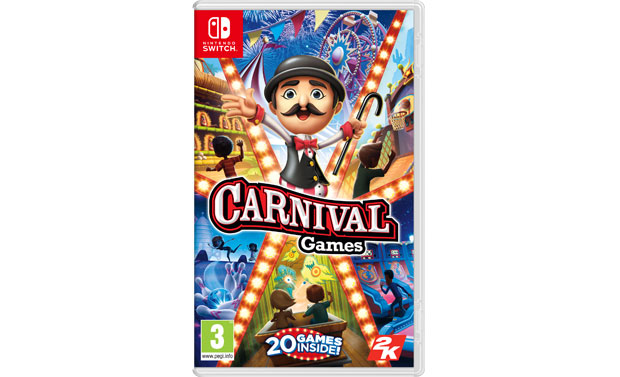 Giveaway: Win Carnival Games for Nintendo Switch! A Mum Reviews