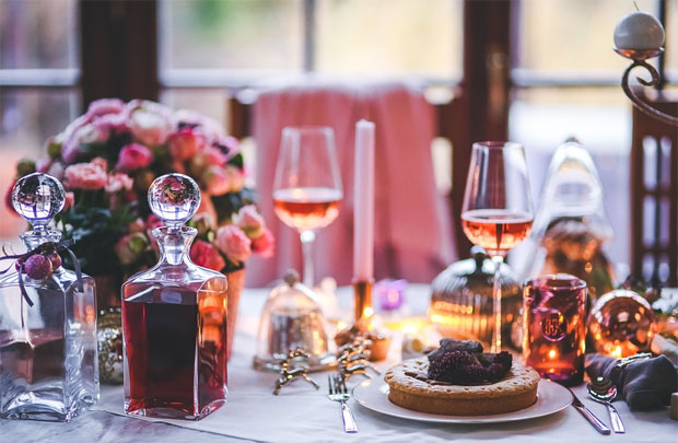 How To Make Your Dining Room Ready For Christmas A Mum Reviews