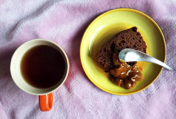 Recipe: Jamaican Gingerbread with Coconut Sugar Caramel A Mum Reviews