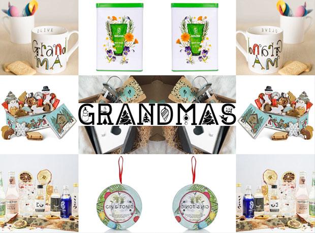 Christmas Gift Guide 2018.Christmas Gift Ideas For Grandmas Christmas Gift Guide