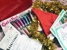 Gel-A-Peel Crafty Christmas A Mum Reviews