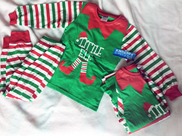 New Christmas Pyjamas for the Whole Family from Pyjamas.com A Mum Reviews