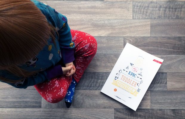My Epic Toddler Journal Review – From Nurtured.me A Mum Reviews