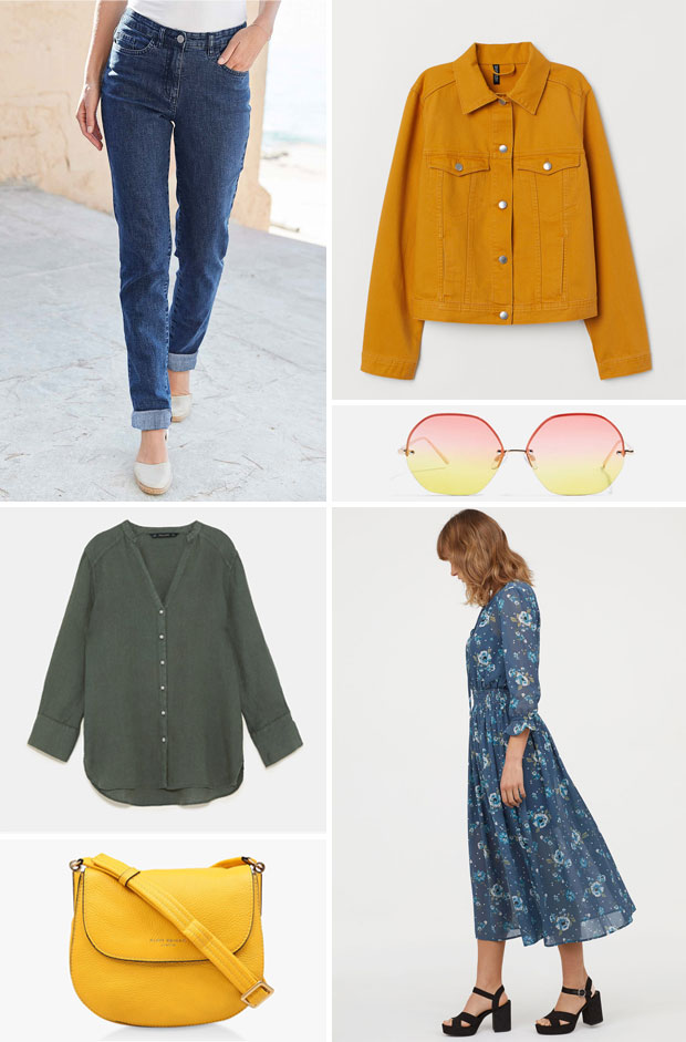 Building a Wardrobe for a Warm Spring & Early Summer A Mum Reviews