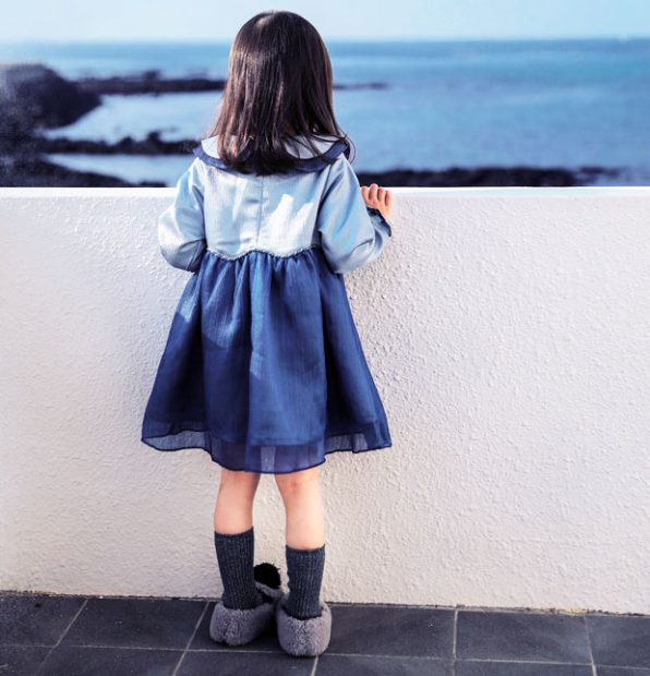 Curating Your Kid's Wardrobe around a Designer Dress A Mum Reviews