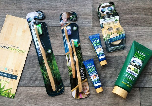 World Oral Health Day Look After Your Teeth & The Planet with Woobamboo A Mum Reviews
