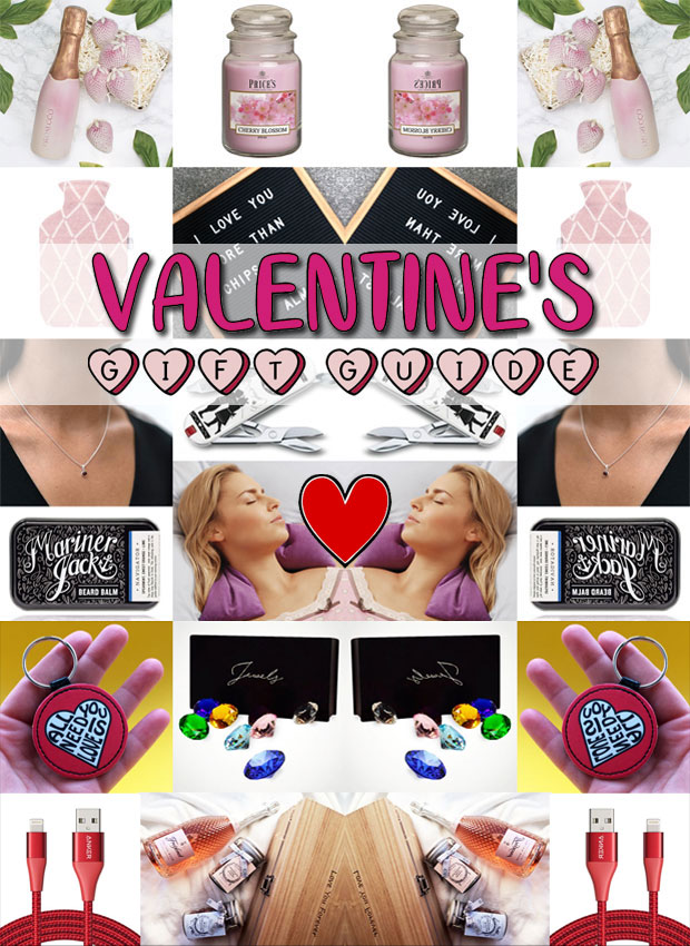 My Valentine's Day Gift Guide 2019 - For Him & For Her A Mum Reviews A Mum Reviews