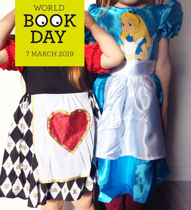 Our World Book Day 2019 Kids' Costumes | Alice in Wonderland A Mum Reviews