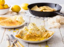 Pancake Day 2019 Recipe: Lemon Poppyseed Pancakes A Mum Reviews