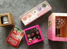 Mother's Day Mystery Gift Box Review - From TheMysteryGiftBox.com A Mum Reviews