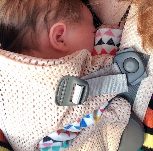 BabyBjörn Baby Carrier Mini Review - The New Soft Selection A Mum Reviews