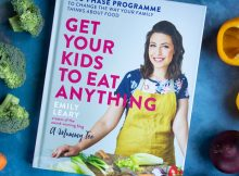 Book Review & Recipe: Get Your Kids to Eat Anything by Emily Leary A Mum Reviews