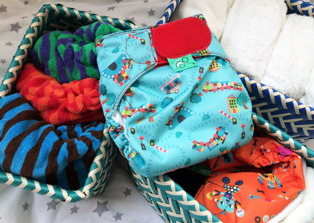 How to Wash Newborn Cloth Nappies - My Cloth Nappy Wash Routine A Mum Reviews
