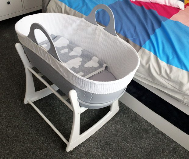 Moba Moses Basket Review & Video - The Contemporary Moses Basket A Mum Reviews