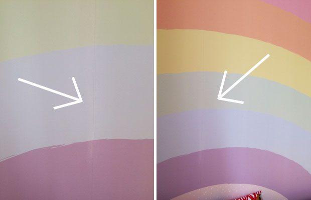 MuralsWallpaper.com Rainbow Wallpaper Review A Mum Reviews