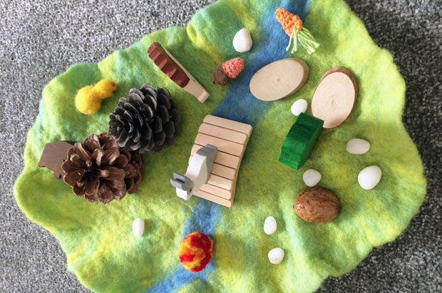 Playray Kids Natural Crafts Box Review - A Zero Waste Crafts Box A Mum Reviews