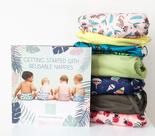 I'm joining The Nappy Gurus! TheNappyGurus.com Discount Code (10% OFF!) A Mum Reviews