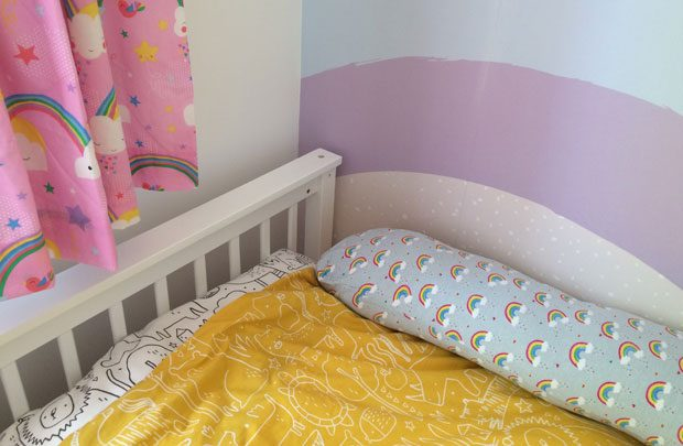 Kally Kids Body Pillow Review & Giveaway + Sleep Tips for Kids A Mum Reviews