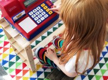 Learning Resources Pretend & Play Calculator Cash Register Review A Mum Reviews