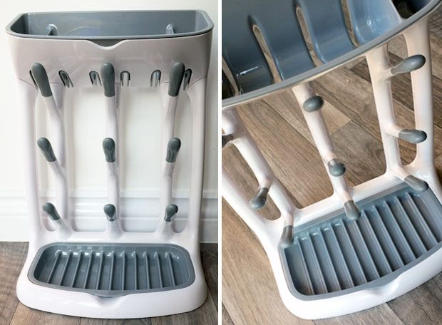 OXO Tot Space Saving Drying Rack Review & Giveaway A Mum Reviews