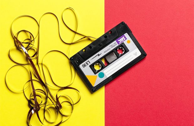Cassette Tape My Favourite Memories from the 90s A Mum Reviews