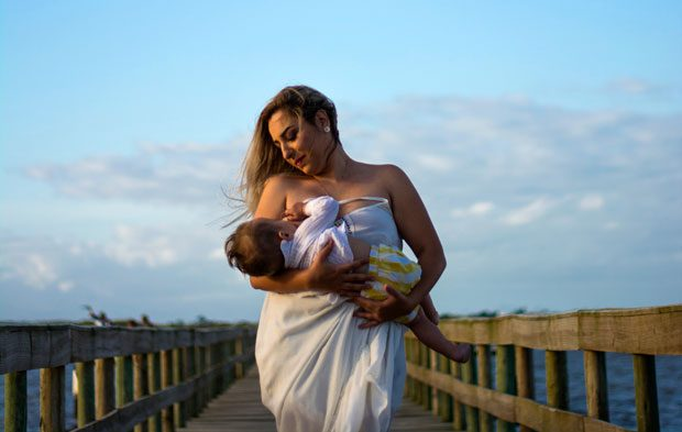 Breastfeeding Myths Busted - Can I Breastfeed If I Have... A Mum Reviews