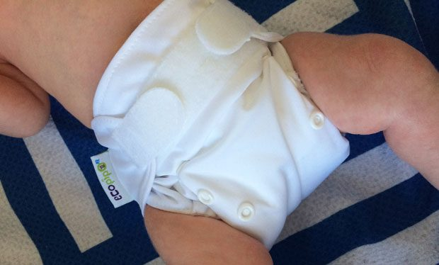 #ClothNappyMonday – Newborn Pocket Nappies A Mum Reviews