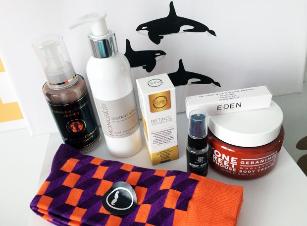 May 2019 TOPPBOX Men's Grooming & Skincare Subscription A Mum Reviews (1)