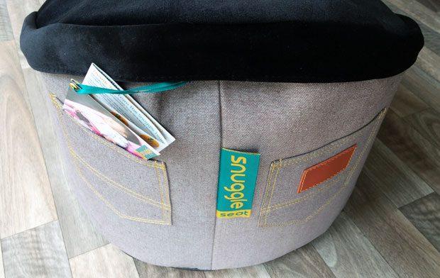 Snuggle Seat Baby Bean Bag Review A Mum Reviews