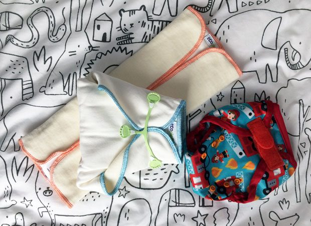#ClothNappyMonday A Mum Reviews