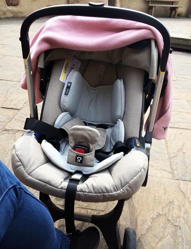Doona Newborn Insert A Mum Reviews