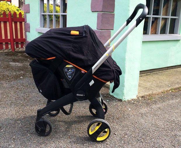 Doona Clip on Storage Bag A Mum Reviews