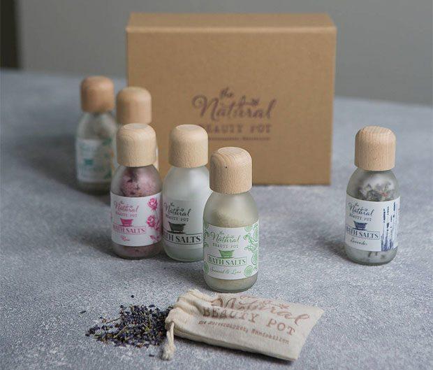 The Natural Beauty Pot Peppermint Bath Salts Review A Mum Reviews