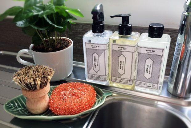 Norfolk Natural Living Review + Kitchen Sink Makeover A Mum Reviews