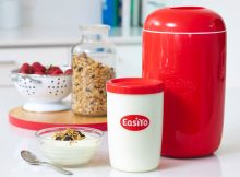Giveaway: Win an EasiYo Starter Pack + a Selection of Greek Style Yogurts A Mum Reviews