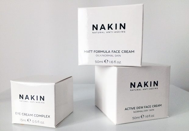 Nakin Natural Anti-Ageing Skincare Review A Mum Reviews