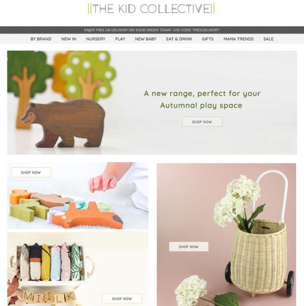 The Kid Collective Discount Code - thekidcollective.co.uk A Mum Reviews