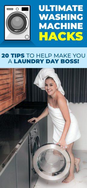 Laundry Hacks - 20 Washing Machine Hacks You Should Know A Mum Reviews
