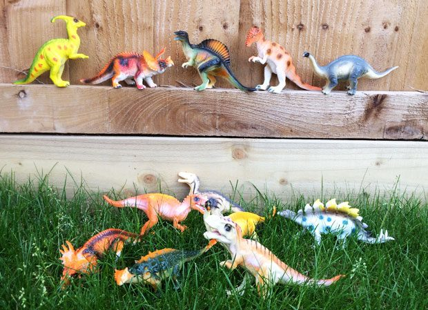 Lello & Monkey High Quality Dinosaur Toys Review A Mum Reviews