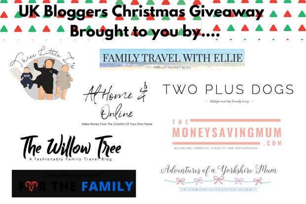 HUGE Christmas Hamper Giveaway - Win 1 of 5 Hampers worth £65! A Mum Reviews