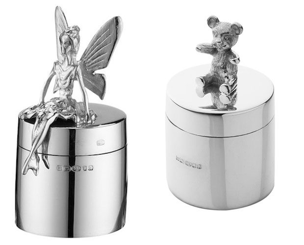 Hersey & Son Silver Fairy First Tooth Box Review A Mum Reviews