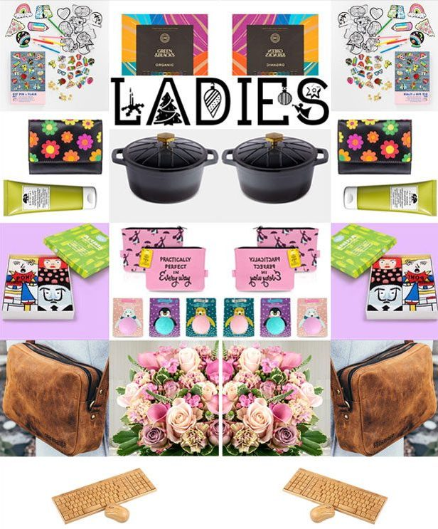Ladies Christmas Gift Guide + Giveaway A Mum Reviews