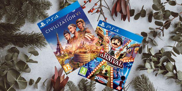 PlayStation 4 Games Giveaway A Mum Reviews