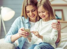 Giving a Smartphone to Your Child: Remember to Install Parental Control App A Mum Reviews