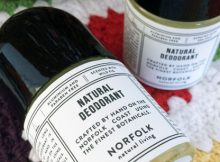 Norfolk Natural Living Natural Deodorant Review A Mum Reviews
