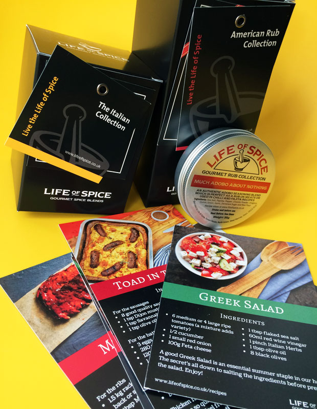 Spice up your Life with Life of Spice - Spice Sets Review & Giveaway A Mum Reviews