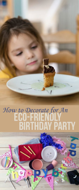 How to Decorate for an Eco-Friendly Birthday Party A Mum Reviews