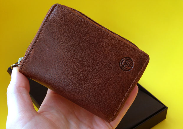 Trendhim Leather Card Holder Review A Mum Reviews